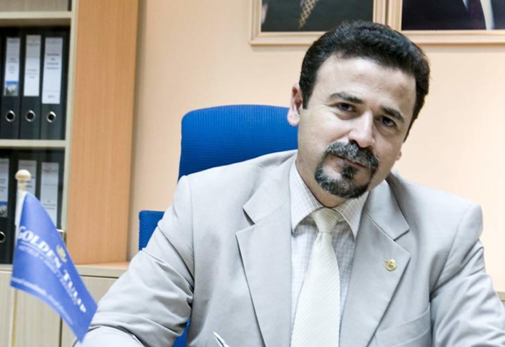 Golden Tulip Resort Dana Bay's new director of engineering Qasem Abudyak.