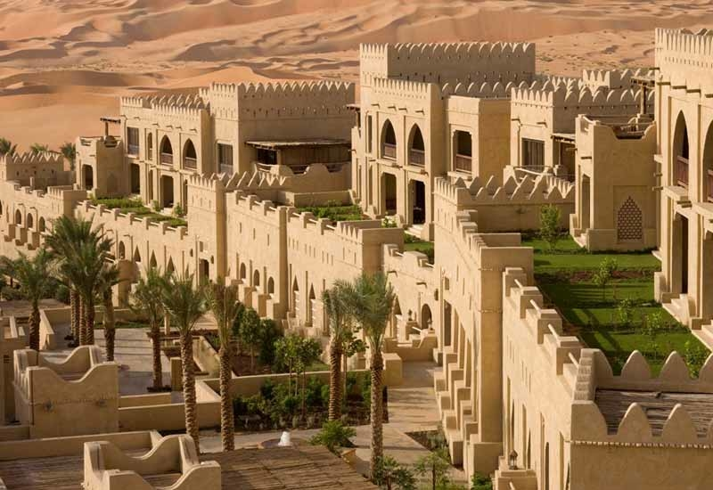 Qasr Al Sarab Desert Resort by Anantara is now certified by Green Globe.