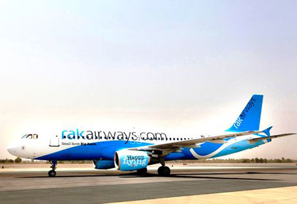 RAK Airways suddenly suspended flights with immediate effect on January 2, citing increased operating costs and regional instability.