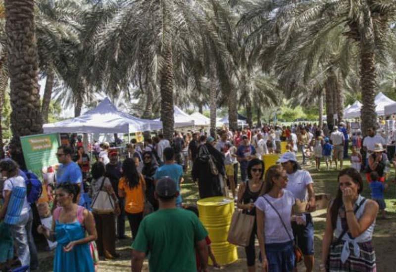 The market in Safa Park has seen lot of interest.