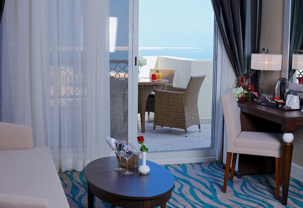 "The Rixos Bab Al Bahr will be a ""All Inclusive - All Exclusive"" resort."