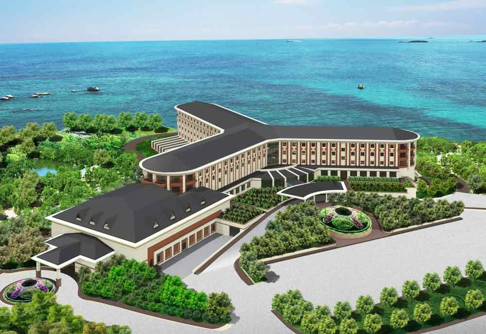 200-room Rixos Lake Borovoe to be first five-star hotel in the region.