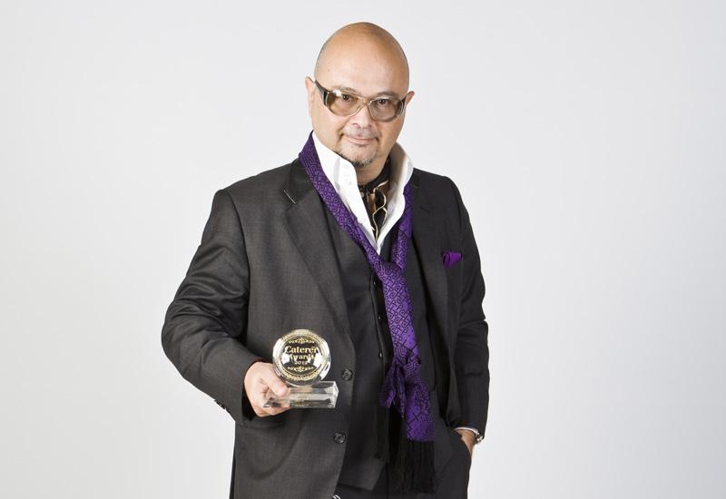 Roberto Rella, managing partner, Roberto's