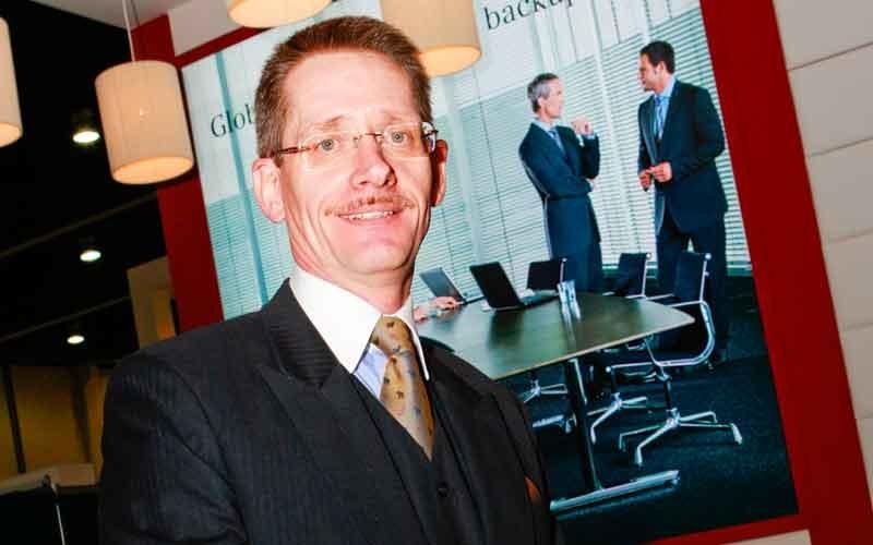 Rotana Hotels area vice president for Dubai and Northern Emirates Thomas Tapken.