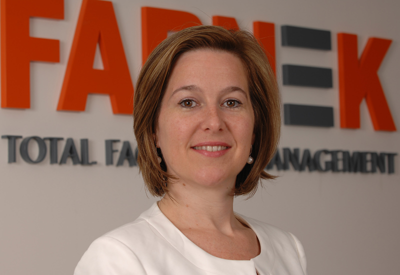 Sandrine Le Biavant, director consultancy at Farnek
