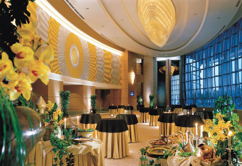 Ballroom at Four Seasons Riyadh.