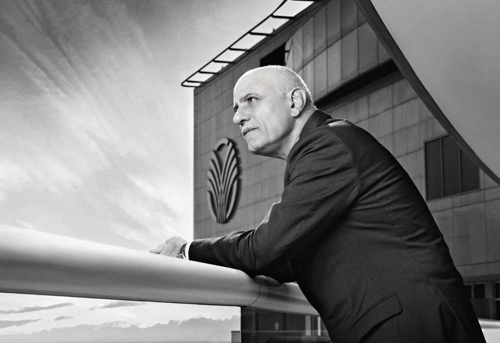 2009 winner Selim El Zyr, co-founder, president and CEO, Rotana.