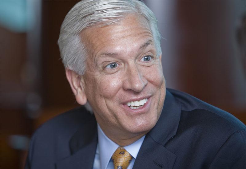 Marriott International Global Full Service Brands executive vice-president Donald J. Semmler.