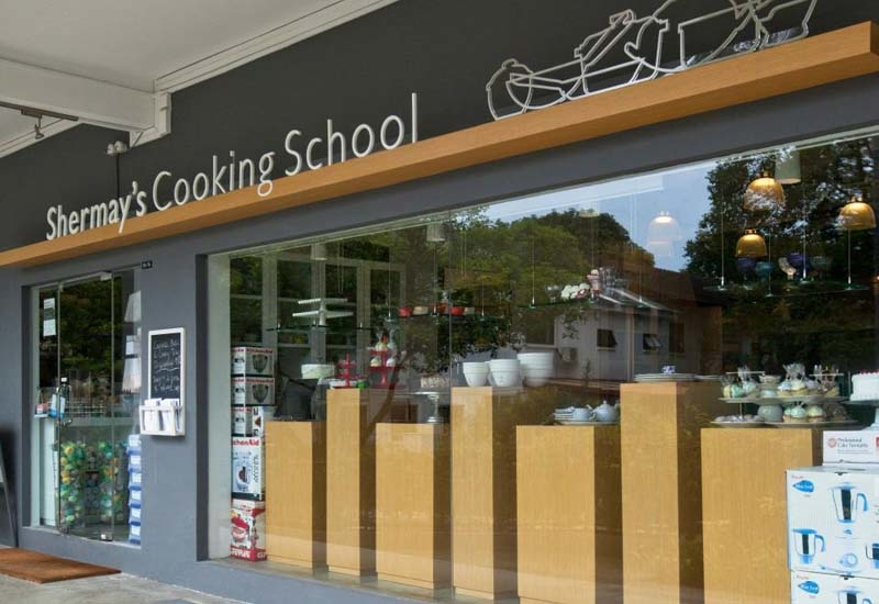 Shermay's Cooking School