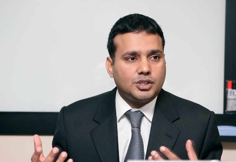 Sachin Somkumar of Samsung.