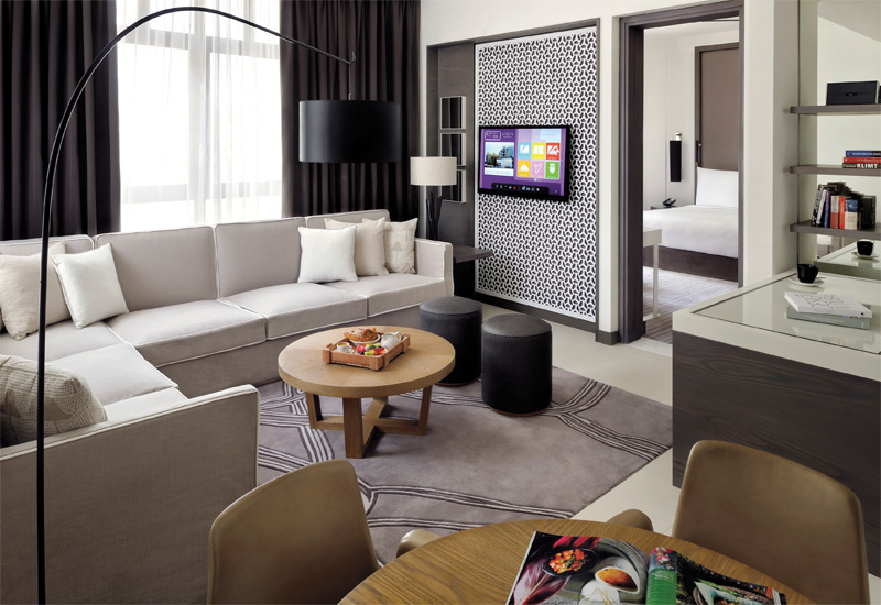 InnSpire recently installed its Intelligent Hotel Solution inside the new Vida Downtown Dubai hotel from Emaar Hospitality Group.