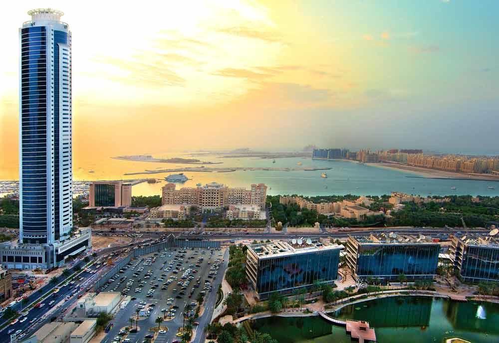 Tamani Hotel Marina, Dubai.
