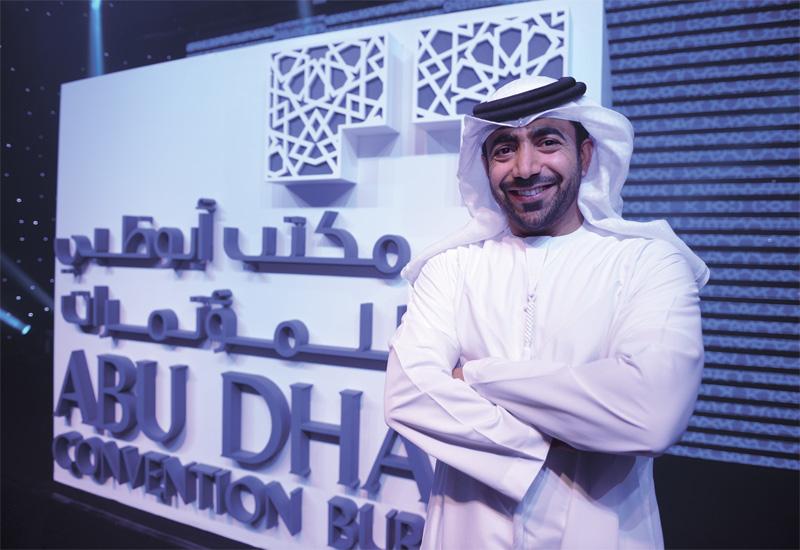 TCA Abu Dhabi director of promotions & overseas offices Mubarak Rashed Al Nuaimi.