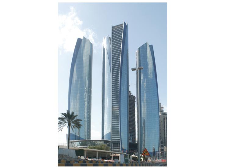 Jumeirah at Etihad Towers, Abu Dhabi.