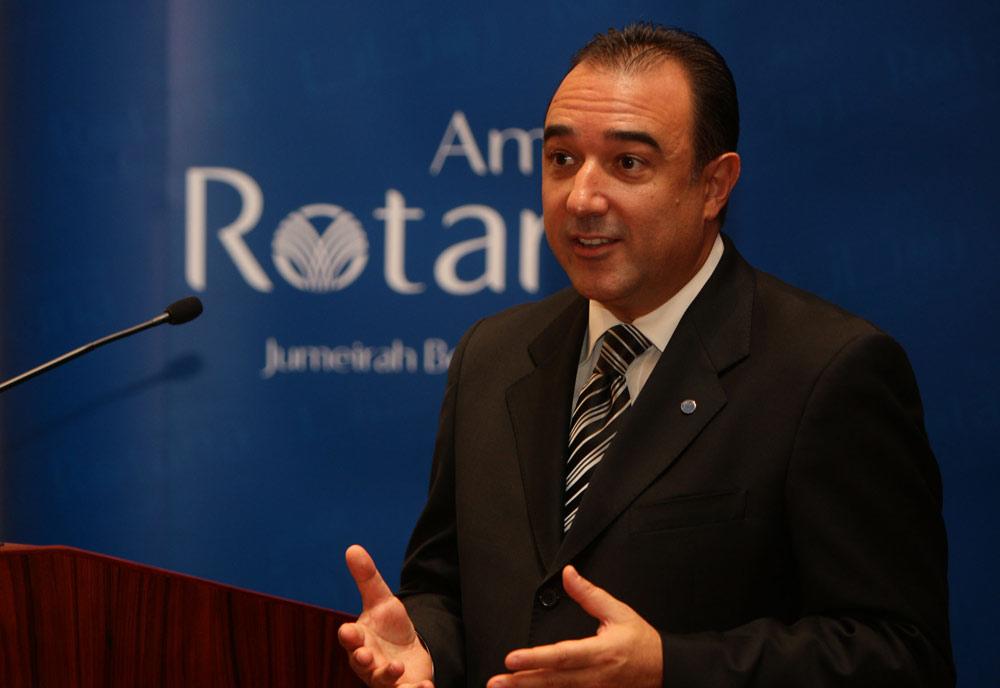 Timur Ilgaz, general manager of Amwaj Rotana Jumeirah Beach Dubai.