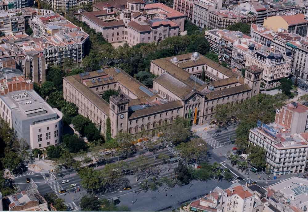 University of Barcelona, Spain.