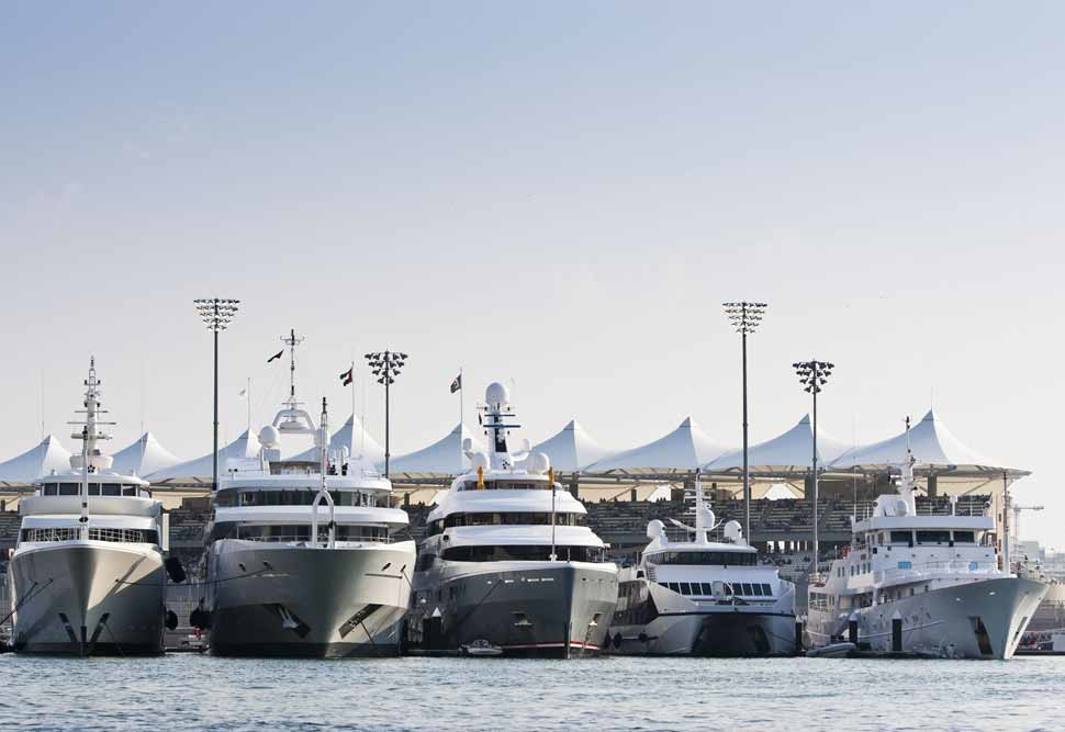 Boaters are encouraged to visit the F&B outlets with no berthing charge for four hours.