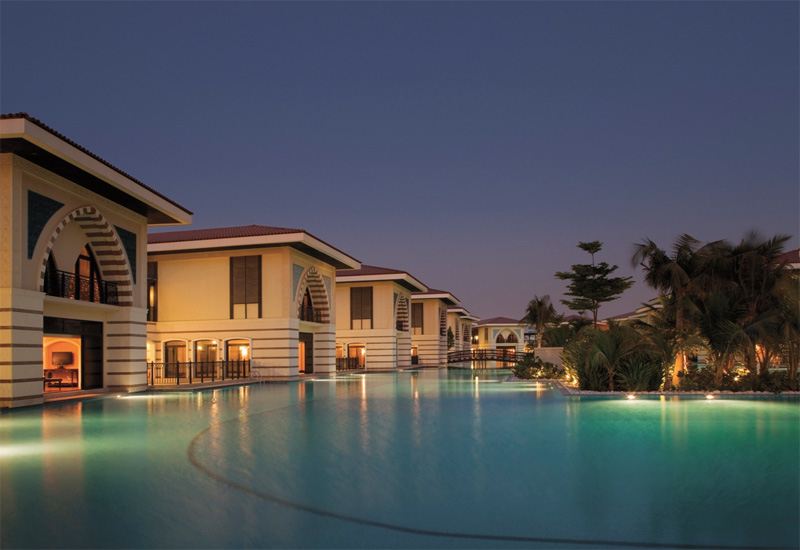 The 38 residences are popular among the GCC market.