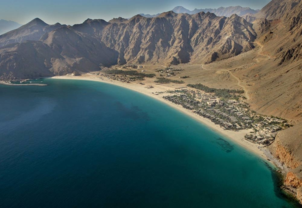 PHOTOS: The best Middle East 'out of town' hotels