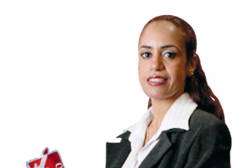 Abeer Ahmed, Sales supervisor.