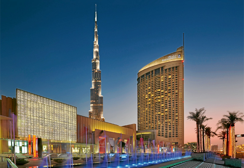 Emaar's flagship Address Hotels + Resorts recorded average occupancy of 89% during H1.