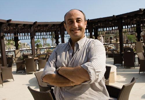 Miramar Al Aqah Beach Resort general manager Ashraf Helmy.