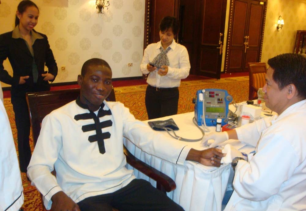 While hotels promote CSR intiatives, such as blood donating, more could be done say experts (Photo for illustrative purposes)