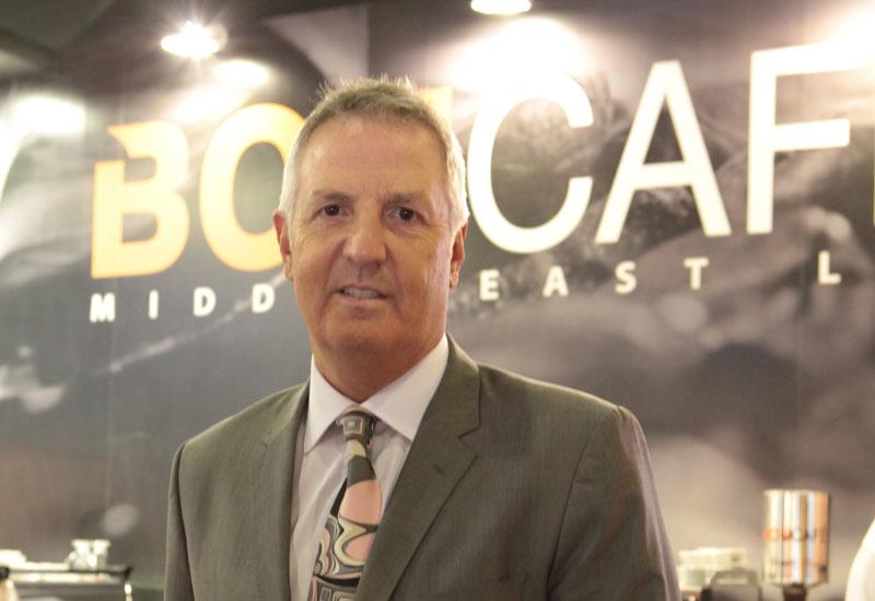 Boncafe Middle East CEO Tony Billingham