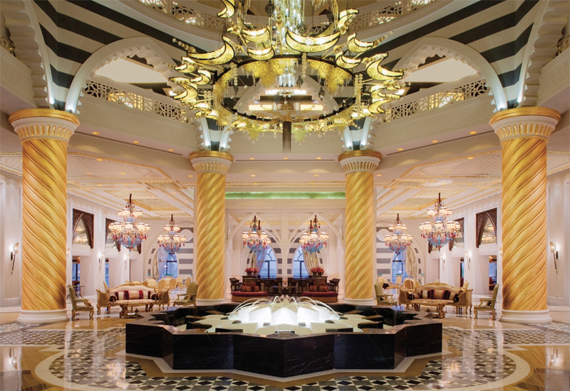 Jumeirah Zabeel Saray offers english language training for staff in the housekeeping department.