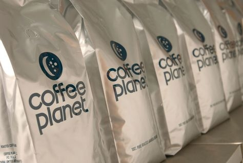 Restaurants, Coffee planet