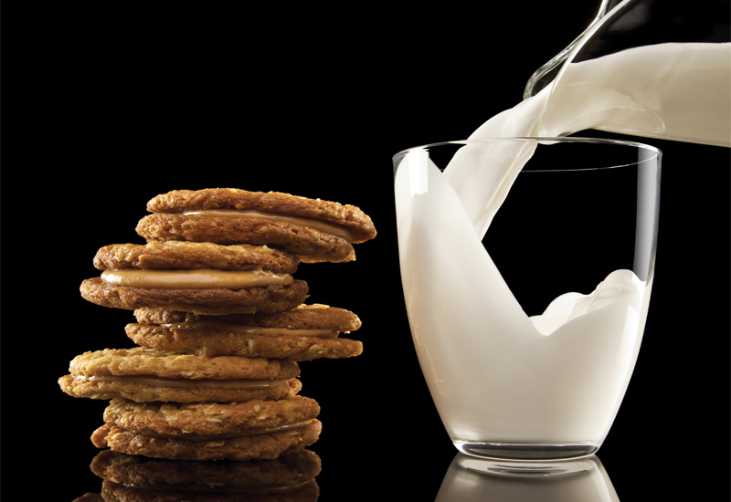 Saudi dairy giant Almarai Co posted an 8.7% year on year increase last month.