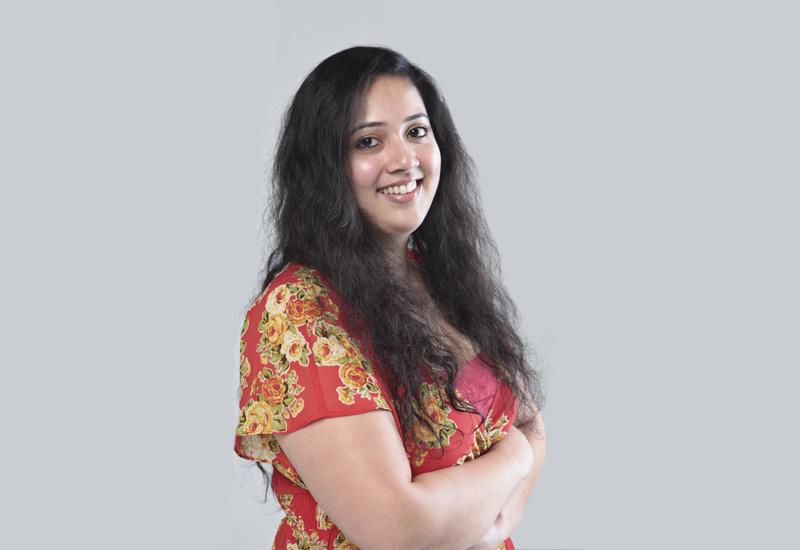 Caterer Middle East editor Devina Divecha.