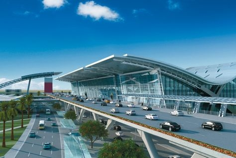 Travel, New doha international airport