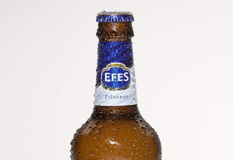 EFES posted a rise in international sales during last year