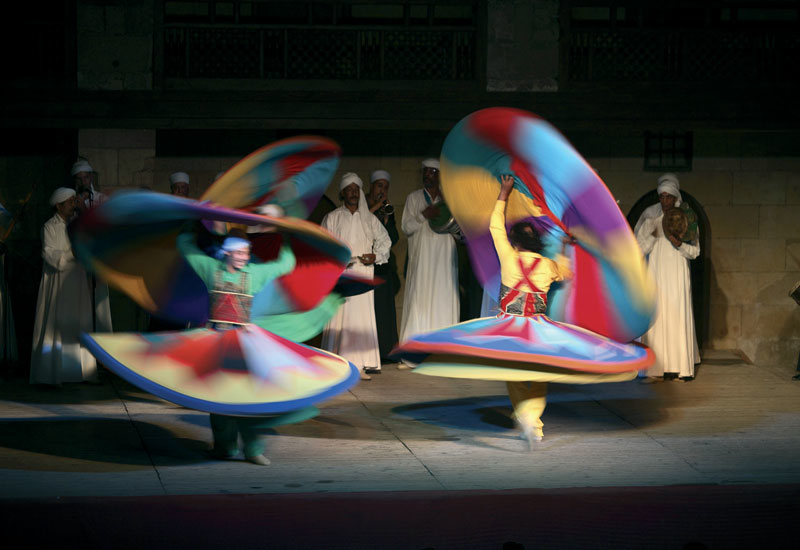 Ramadan nights in Egypt come alive with cultural shows.