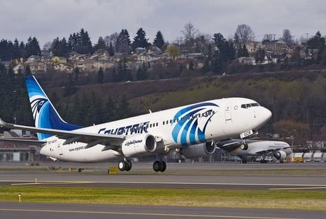 Travel, Egyptair
