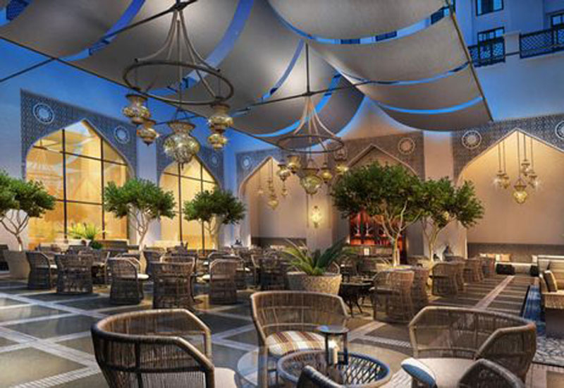 How the Manzil Downtown Dubai will look