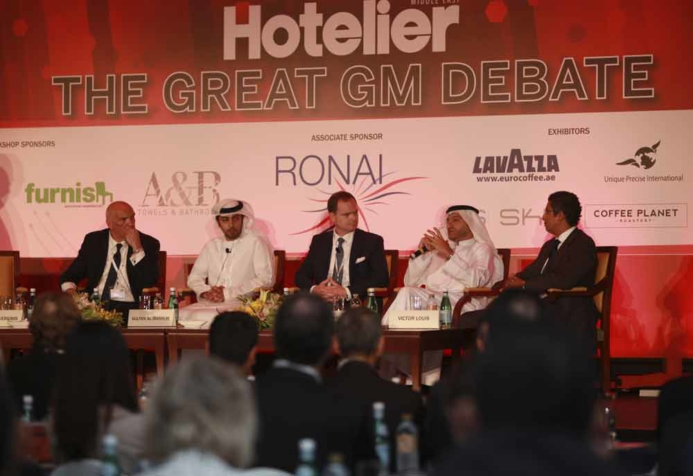 Operators, Hotelier middle east