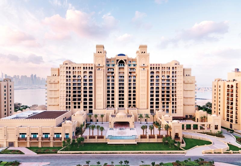 Fairmont The Palm was among the new hotel openings