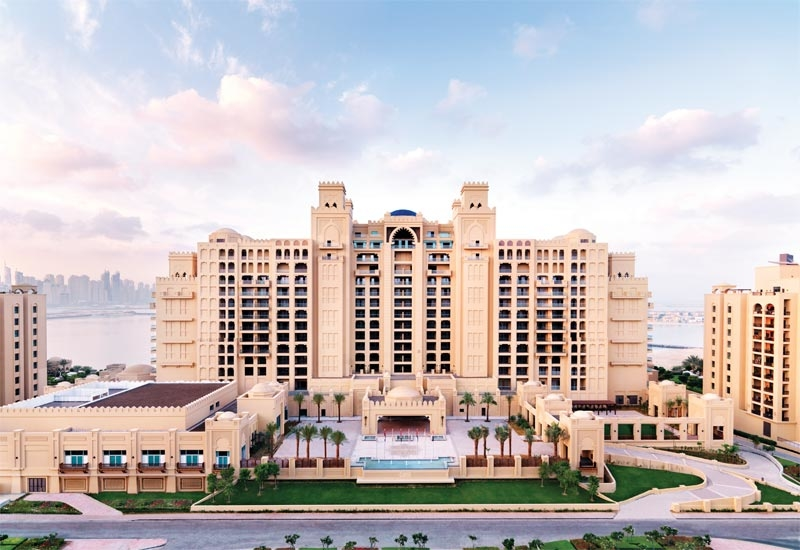 The meeting was held at the recently-opened Fairmont The Palm hotel in Dubai