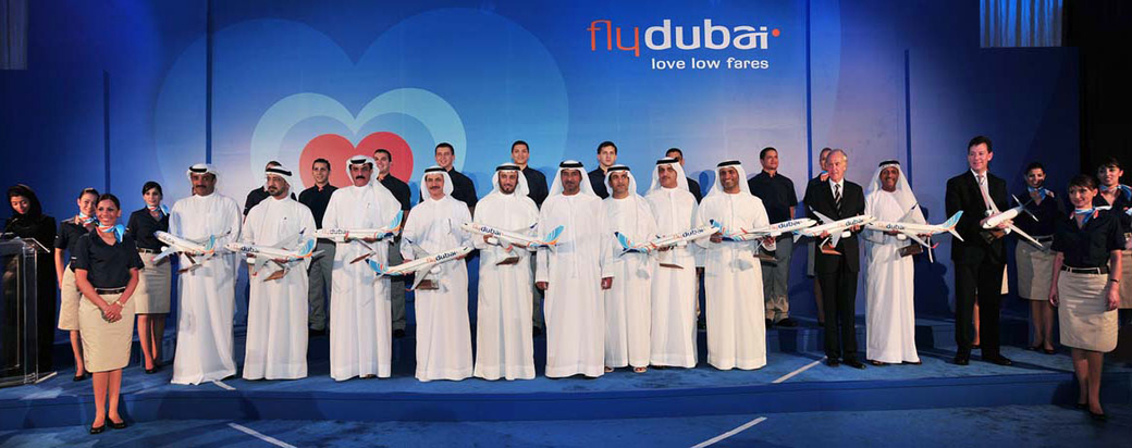 Fly Dubai has reached its first year of operation