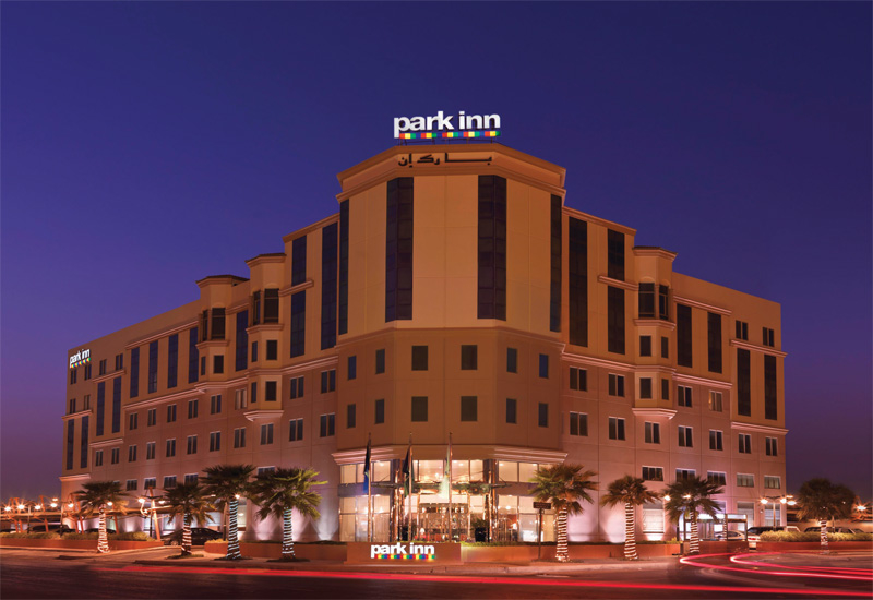 Park Inn by Radisson, Al Khobar is experiencing occupancies of 70%.