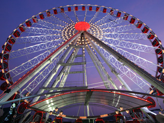 Leisure, Attractions, Global village