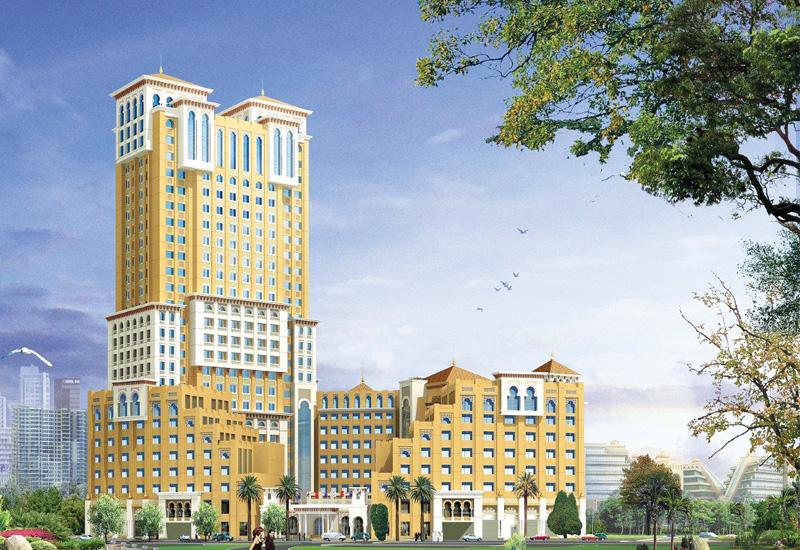 Marriott Healthcare City in Dubai is due to open in 2013.
