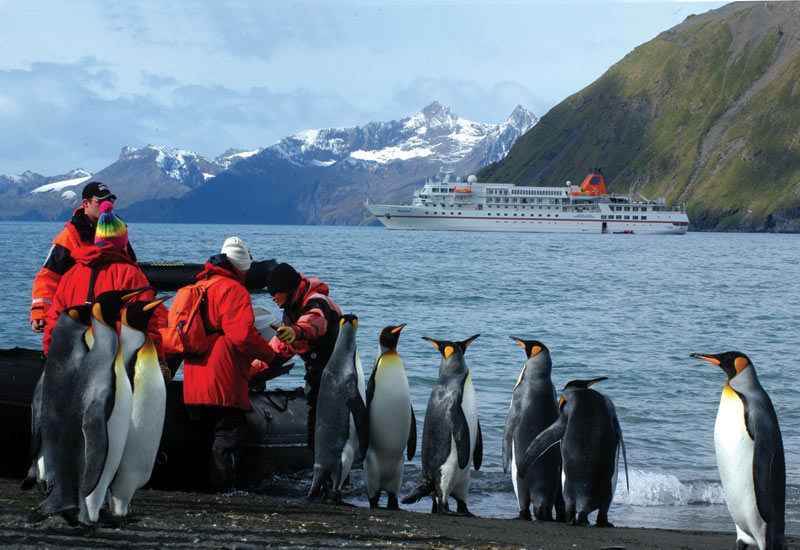 For some, 'experiential travel' means wildlife encounters.