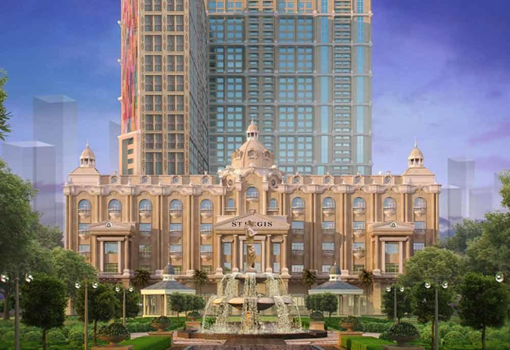 Operators, Al habtoor group, Habtoor palace, Metropolitan hotel dubai, St. regis, Starwood hotels, W hotel dubai, Westin