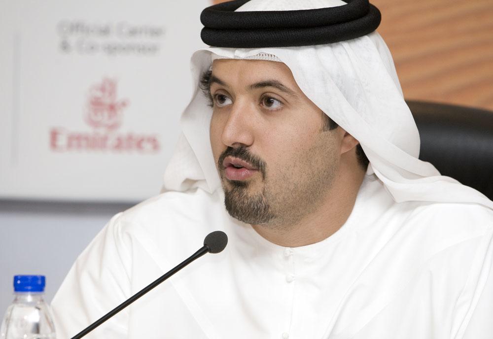 DTCM director general, HE Saeed Helal Almarri.