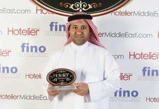 Bahraini national, Hassan Ali Hassan Mohsin from Crowne Plaza Bahrain picked up last year's HR award