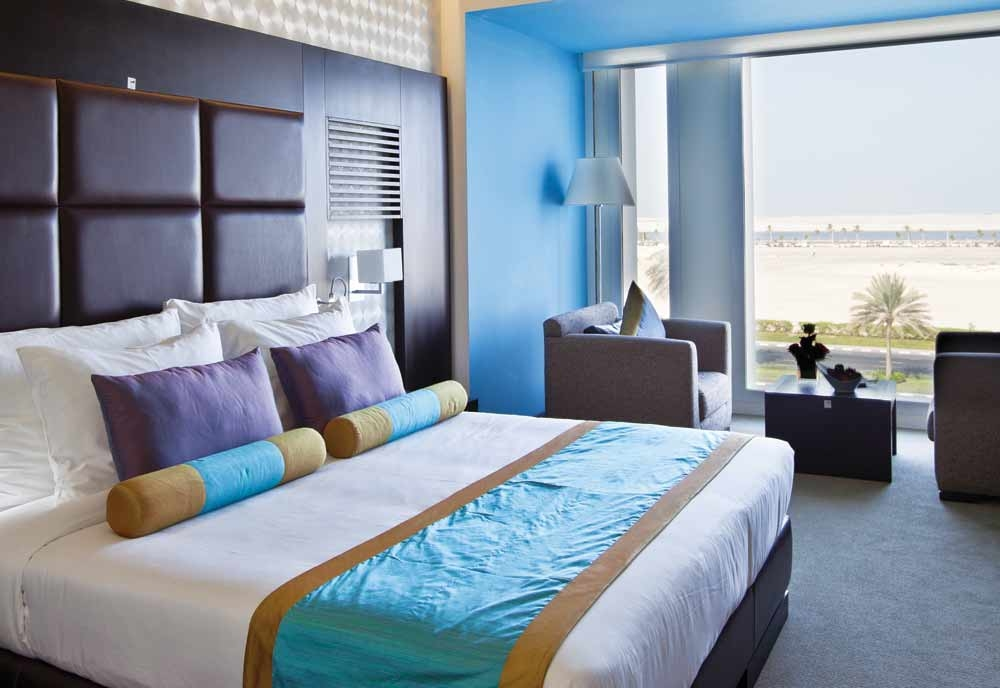 Hues Boutique Hotel in Deira was the operator's first property to open, in 2012.