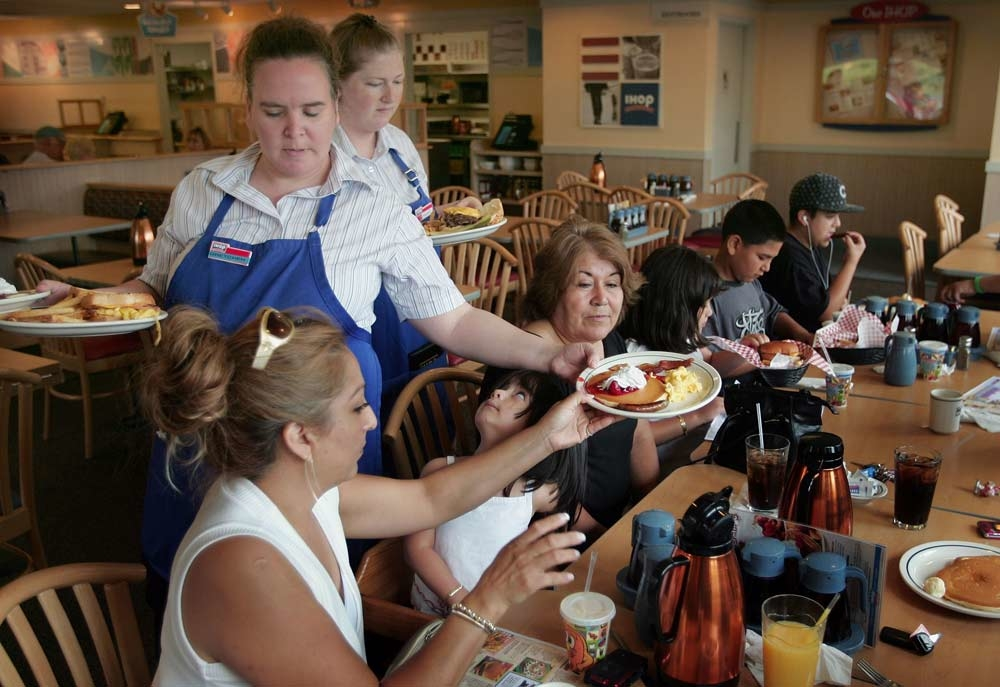 IHOP's success in Dubai and Kuwait has led to further openings.